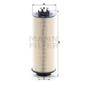 MANN-FILTER Kraftstofffilter PU 966/1 x günstig mit 31% Rabatt