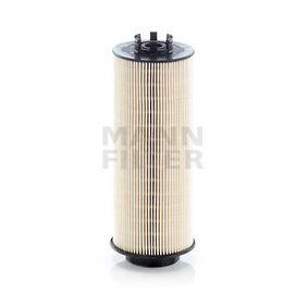 Filtro combustible de MANN-FILTER PU 966/1 x comprar con 31% de descuento