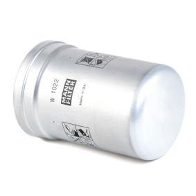 MANN-FILTER W1022 billigt
