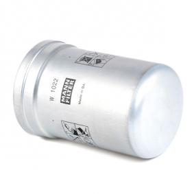 MANN-FILTER W1022 a precio razonable