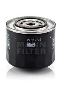 Accesorios y recambios SEAT RITMO 1980: Filtro de aceite MANN-FILTER W 1126 a un precio bajo, ¡comprar ahora!