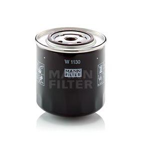 Oljni filter W 1130 za FIAT 132 po znižani ceni - kupi zdaj!