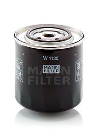Iegādāties MANN-FILTER Eļļas filtrs W 1130 kravas auto