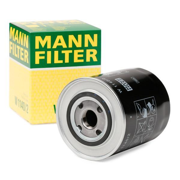 MANN-FILTER W1140/2 billigt