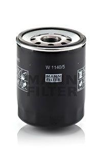 MANN-FILTER Filtro olio W 1140/5 acquisti con uno sconto del 29%