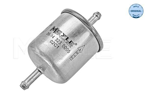 36-14 323 0005 Filtre à carburant MEYLE originales de qualité