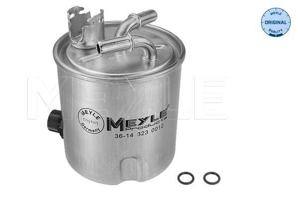 OE Original Benzinfilter 36-14 323 0012 MEYLE