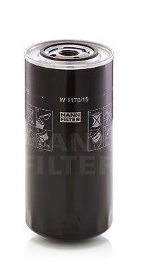 MANN-FILTER Filtro olio W 1170/15 acquisti con uno sconto del 27%