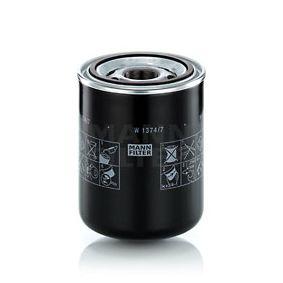 Ölfilter MANN-FILTER W 1374/7 mit 30% Rabatt kaufen