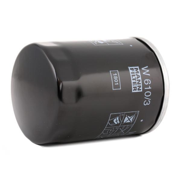 W 610/3 Filter MANN-FILTER - Marken-Ersatzteile günstiger