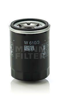 W 610/3 Oil Filter MANN-FILTER Test