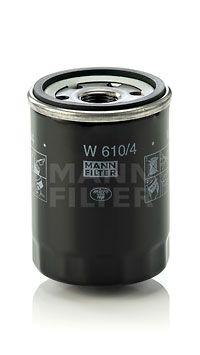 W 610/4 Filter MANN-FILTER - Markenprodukte billig