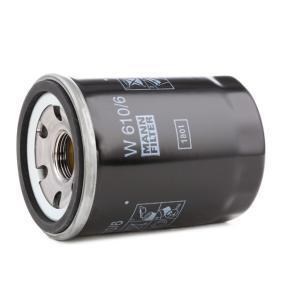 W6106 Motorölfilter MANN-FILTER W 610/6 - Große Auswahl - stark reduziert