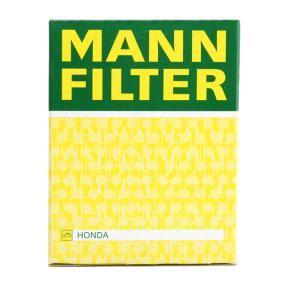 W 610/6 Ölfilter MANN-FILTER in Original Qualität