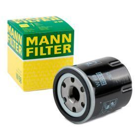 W 68 MANN-FILTER mit einem Rücklaufsperrventil Innendurchmesser 2: 52mm, Ø: 66mm, Außendurchmesser 2: 62mm, Höhe: 75mm Ölfilter W 68 günstig kaufen