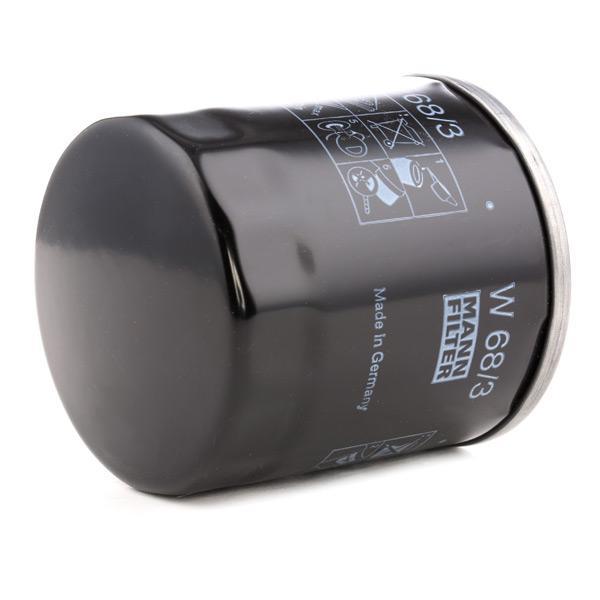 W 68/3 Filter MANN-FILTER - Markenprodukte billig