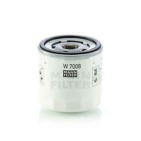 W 7008 Ölfilter MANN-FILTER Test