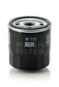 W 712 Filter MANN-FILTER - Unsere Kunden empfehlen