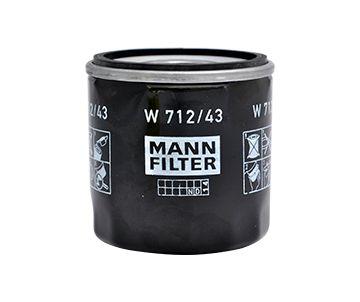 W71243 Motorölfilter MANN-FILTER W 712/43 - Große Auswahl - stark reduziert