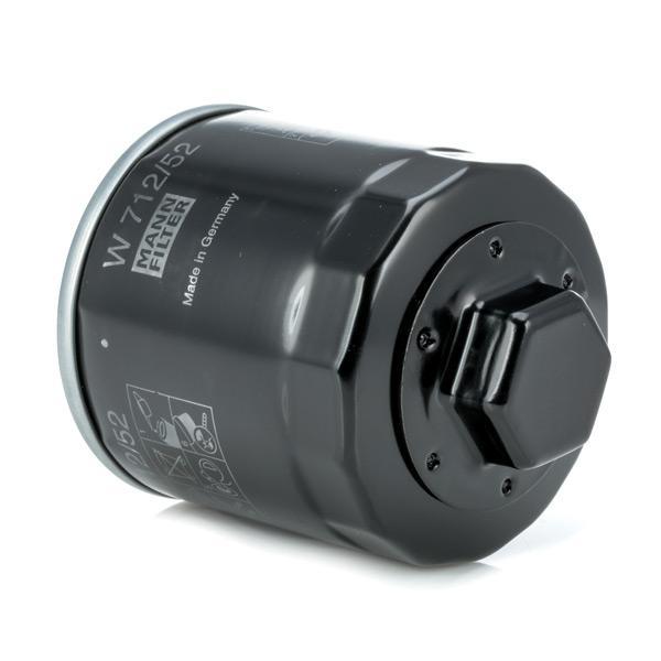 W 712/52 Filter MANN-FILTER - Markenprodukte billig