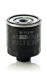 Ölfilter W 712/52 von MANN-FILTER