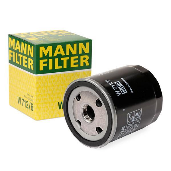 MANN-FILTER | Ölfilter W 712/6