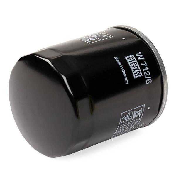 W 712/6 Filter MANN-FILTER - Markenprodukte billig