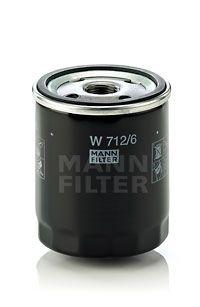 W712/6 Ölfilter MANN-FILTER Erfahrung