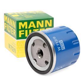Oljni filter W 712/9 za CITROËN 2 CV po znižani ceni - kupi zdaj!