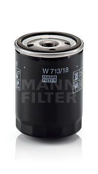 Ölfilter W 713/18 günstige Preise - Jetzt kaufen!