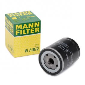 Oil Filter W 718/2 for ALFA ROMEO GTA at a discount — buy now!