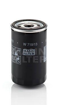MANN-FILTER: Original Motorölfilter W 719/13 (Innendurchmesser 2: 62mm, Innendurchmesser 2: 62mm, Ø: 76mm, Außendurchmesser 2: 71mm, Höhe: 123mm)