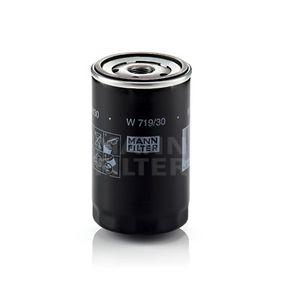 W 719/30 Ölfilter MANN-FILTER in Original Qualität