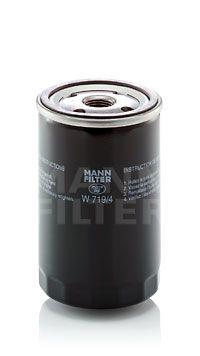 MANN-FILTER Ölfilter W 719/4