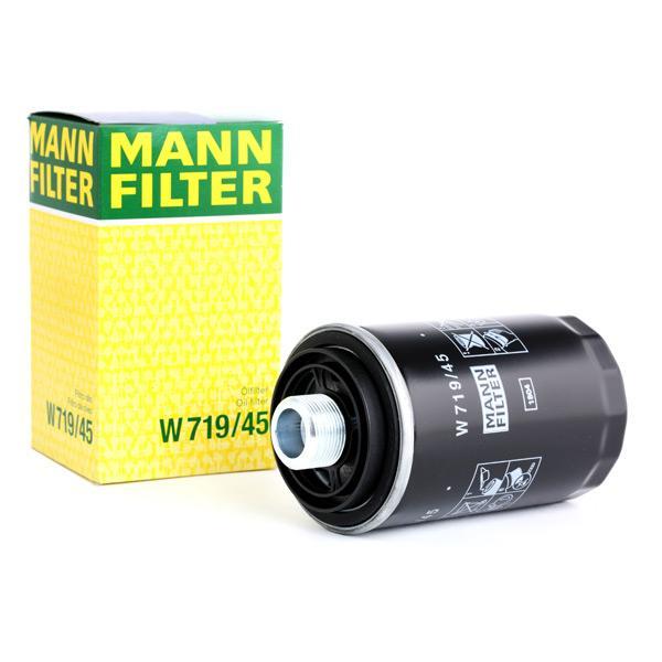 W71945 Motorölfilter MANN-FILTER W 719/45 - Große Auswahl - stark reduziert