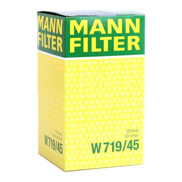 W 719/45 Motorölfilter MANN-FILTER in Original Qualität