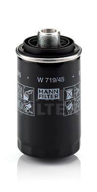 Ölfilter W 719/45 von MANN-FILTER