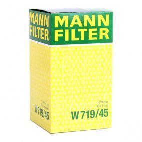 W719/45 Ölfilter MANN-FILTER Erfahrung