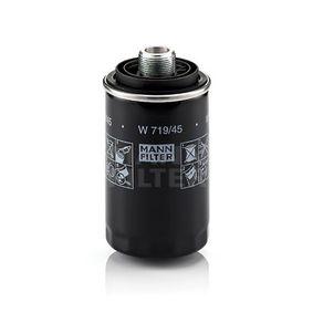 W 719/45 Ölfilter MANN-FILTER Test