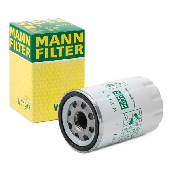 Oljefilter MANN-FILTER W 719/7 Recensioner
