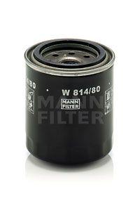 W 814/80 Ölfilter MANN-FILTER in Original Qualität