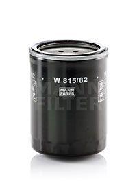 MANN-FILTER: Original Ölfilter W 815/82 (Innendurchmesser 2: 69mm, Innendurchmesser 2: 69mm, Ø: 82mm, Außendurchmesser 2: 78mm, Höhe: 115mm)