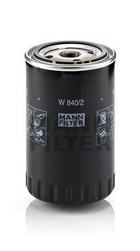 Olejovy filtr W 840/2 s vynikajícím poměrem mezi cenou a MANN-FILTER kvalitou