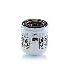 Ölfilter MANN-FILTER W 87 mit 25% Rabatt kaufen