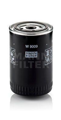 MANN-FILTER: Original Ölfilter W 9009 (Innendurchmesser 2: 63mm, Innendurchmesser 2: 63mm, Ø: 93mm, Außendurchmesser 2: 72mm, Höhe: 143mm)