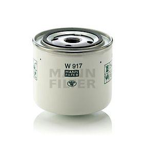 W 917 Ölfilter MANN-FILTER Test