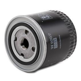W9207 Ölfilter, Schaltgetriebe MANN-FILTER W 920/7 - Große Auswahl - stark reduziert