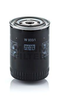 Achat de Filtre à huile MANN-FILTER W 933/1 camionnette