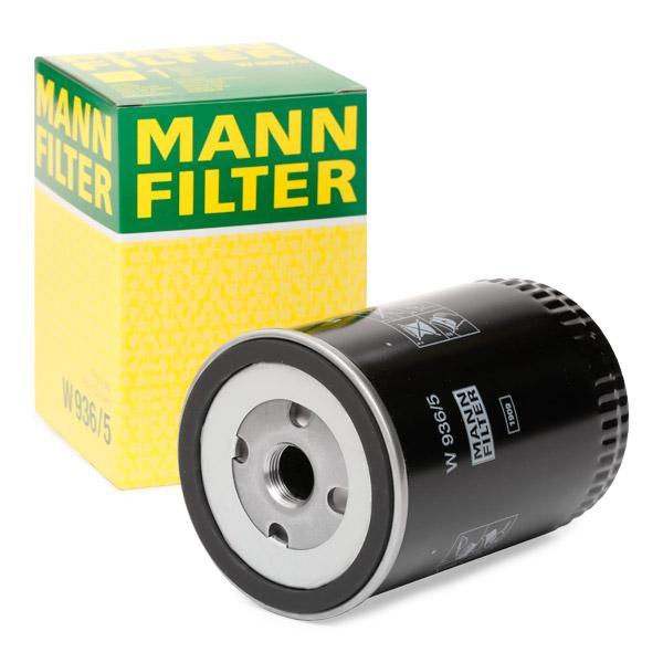 MANN-FILTER   Oljefilter W 936/5
