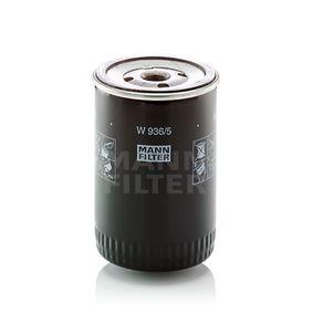 W936/5 Oljefilter MANN-FILTER - Upplev rabatterade priser